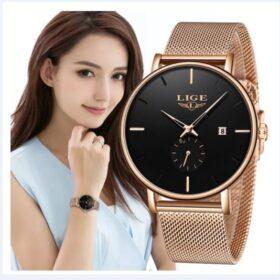 Đồng hồ nữ thời trang - hàng hiệu - hàng nhập khẩu - DH12
