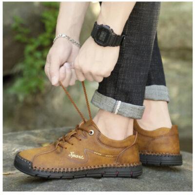 Giày lười nam hàng sành điệu - GD93