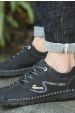 Giày lười nam hàng sành điệu - GD93C