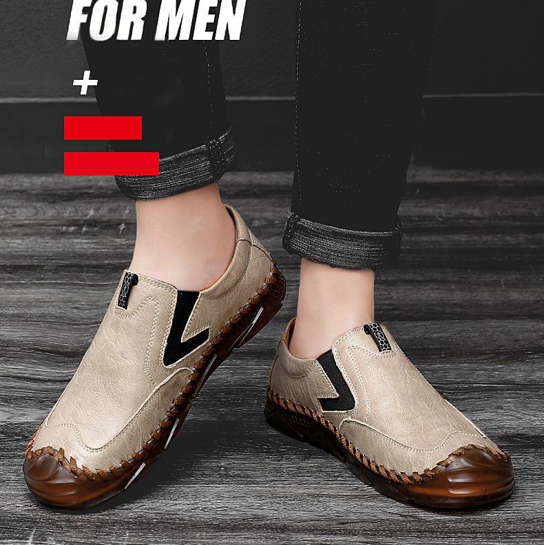 Giày nam công sở đẹp - giày nam đẹp tphcm - GD95C