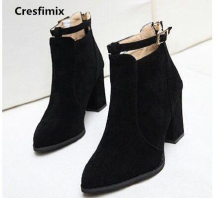 Chọn Giày nữ thời trang - Giày boot sành điệu - GN09B