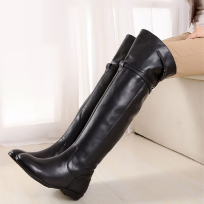 Giày cao cổ - giày thời trang - giày dự tiệc - GN07A
