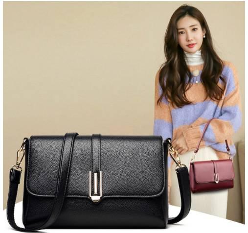 Mẫu túi xách hàng hiệu - túi xách nữ thời trang - túi xách da mền -TX198 (8)