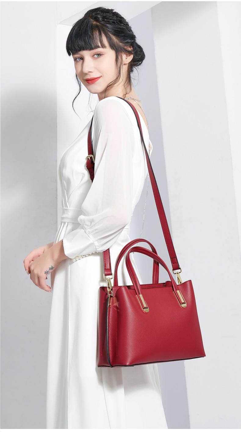 Túi xách nữ da mềm - hàng hiệu cao cấp