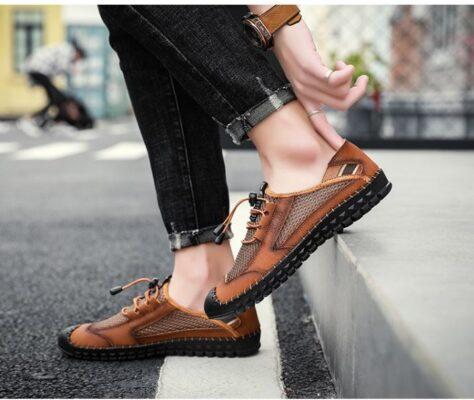 Giày nam sành điệu - Style Korea - GD107 - 1